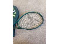 Dunlop power lite tennis racquet