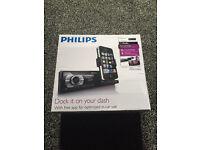 PHILIPS CAR STUDIO CMD310 USB BLUETOOTH IPOD/IPHONE