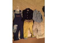 Three Boys Outfits (9-12 months)