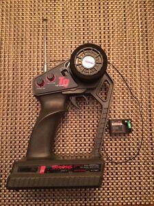 Traxxas TQ radio control and receiver