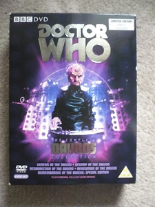 Doctor Who Davros Collection Limited Edition (Region 2 ONLY)