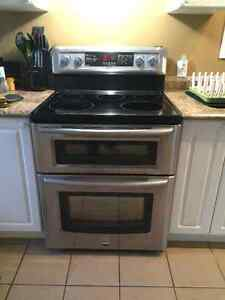 Maytag Electric dual oven