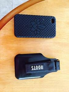 Roots phone case