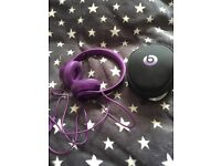 Beats By Dr Dre Solo 2 Royal Edition Purple