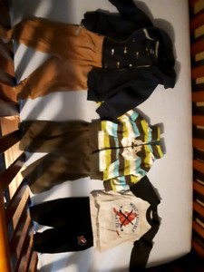 Boys fall/winter size 6 months
