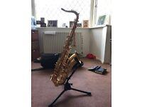 Delmer La Vie (TS250) professional Tenor (Bb) Saxophone.