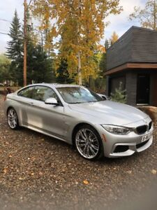 BMW 435Xdrive 2016 M package (Transfert de bail)