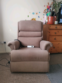 Sherbourne rise and recline chair, can be delivered
