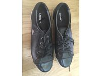 Lacoste size 7 trainers