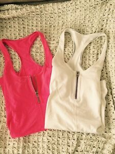 Women's lululemon tanks