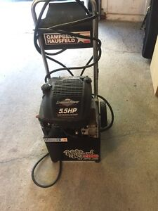 Pressure washer 2000 psi 5.5 hp fair condition