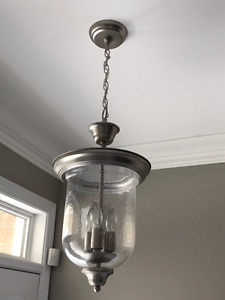 Indoor Drop Down Lantern Light