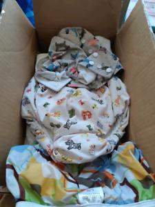 Cloth Diaper Stuff