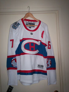 NHL 2016 Winter Classic Montreal Canadiens Jersey