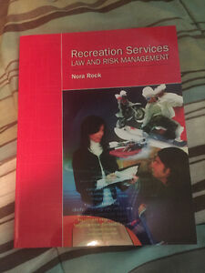 Recreation Services Law and Risk Management Kitchener / Waterloo Kitchener Area image 1