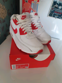 Nike air max 90s trainers size 6