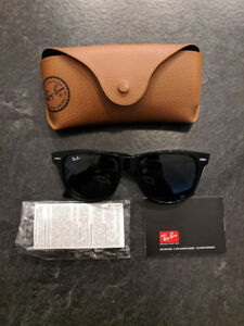 Authentic Women's Ray Ban Sunglasses