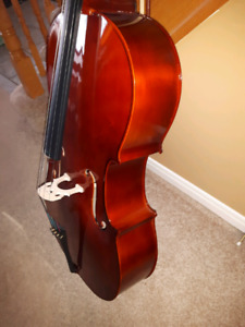 CELLO FULL SIZE. with bag