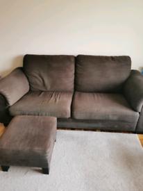 3 Seater Sofa (IKEA Tidafors)