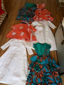 Girls Clean Beautiful Bundle Dress