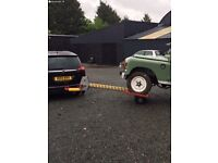 Tow dolly / recovery