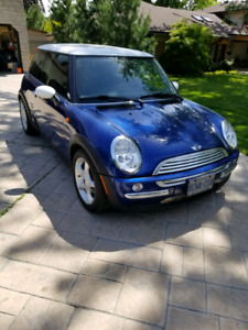 2002 MINI COOPER - 1 Owner - ALMOST NEW  -MUST SELL
