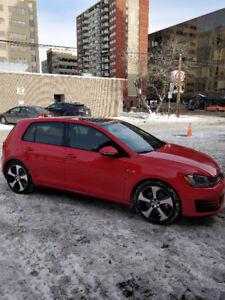 2016 Volkswagen GTI PERFORMANCE
