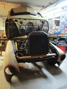 1951 FORD  BUSINESS  COUPE   (  PROJECT CAR  ) Windsor Region Ontario image 6