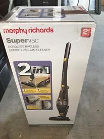 Cordless Vacuum Cleaner.