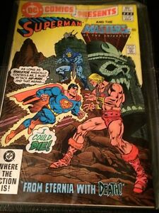 DC Comics Superman & The Masters of the Universe