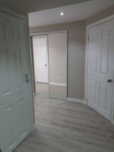 AJAX FULLY RENOVATED BASEMENT FOR RENT - WITH SEPARATE ENTRANCE