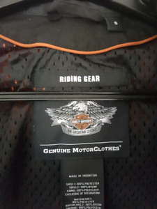 Brand new Harley Davidson riding jacket