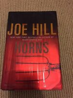 Joe Hill- Horns for sale