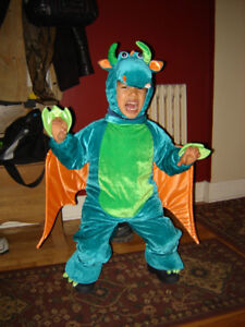 Costume d'Halloween « Dragon »