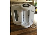 Tommee tippee perfect prep machine. Excellent condition.