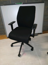Ergonomic office chairs with all adjustments (20 availabile ) £55 each