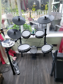 WHD Pro Kit with Amp