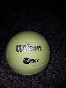 NWOT Wilson soft play volleyball!