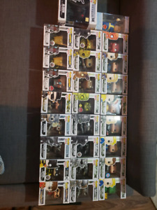 Collection Funko Pop