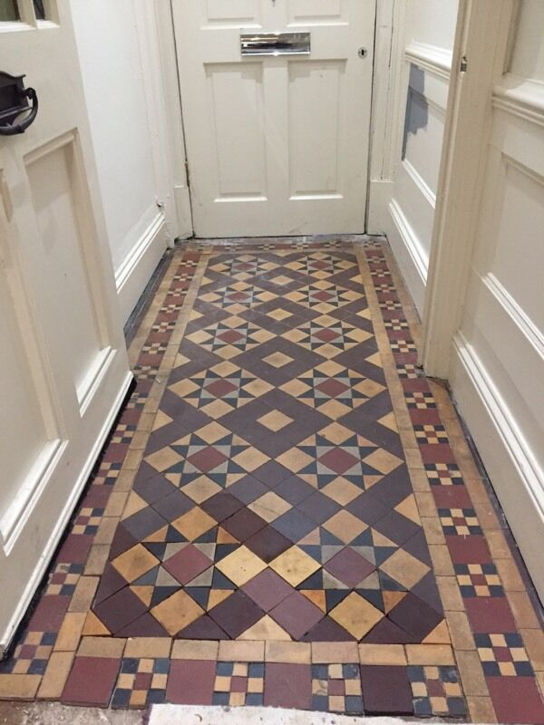 Victorian Floor Tiles Minton Style In Harborne West