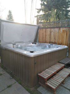SOLD!!!!Hot Tub - Excellent Condition $3000 OBO
