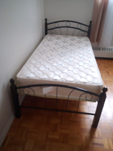 Bed Frame (mattress sold seperately)
