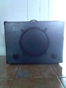 "1x12"" guitar cabinet with Celestion 70/80 speaker"