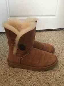 Ugg boots for sale (size 7)-London