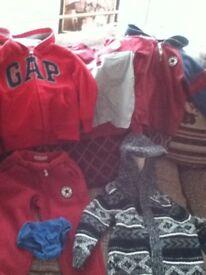 Boys clothes 3-4yrs