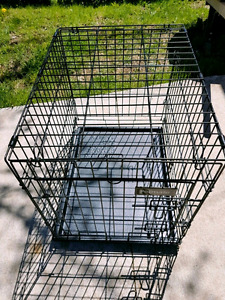 Small / Extra Small Wire Crates Dog or Puppy (Benefits SPCA )