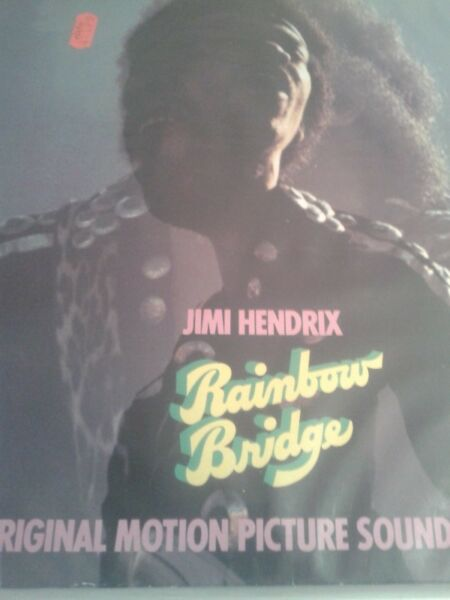 Jimi Hendrix- Rainbow Bridge, lp