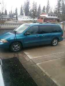 2003 Ford Windstar Sport  Prince George British Columbia image 1