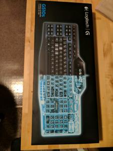 Logitech G510s keyboard