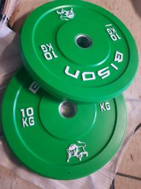 Bumper weights